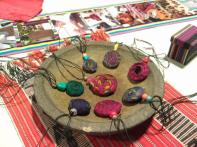 Tais jewellry made by Casa Vida