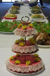 Timor-style festice cake