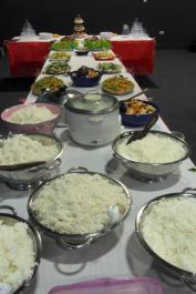 rice, rice and more rice...